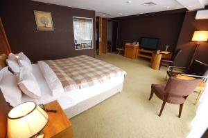 The Corporate Hotel and Resort in Nukht, Hotels  Ulaanbaatar - big - 4