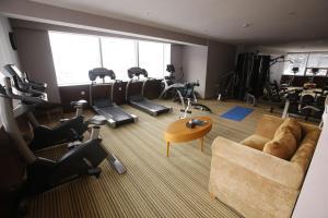 The Corporate Hotel and Resort in Nukht, Hotel  Ulaanbaatar - big - 113