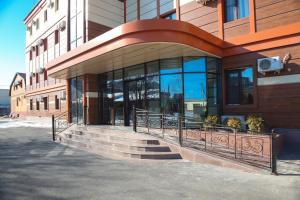 Infinity Plaza Hotel, Szállodák  Atirau - big - 52