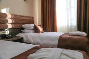 Infinity Plaza Hotel, Отели  Атырау - big - 35