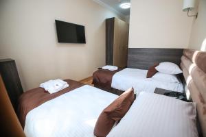 Infinity Plaza Hotel, Szállodák  Atirau - big - 38