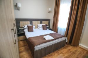 Infinity Plaza Hotel, Szállodák  Atirau - big - 39