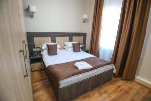 Infinity Plaza Hotel, Отели  Атырау - big - 39