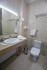 Infinity Plaza Hotel, Szállodák  Atirau - big - 45