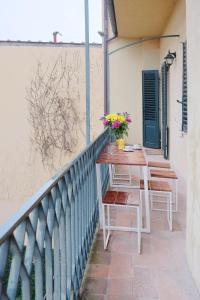 Schubert Flat, Апартаменты  Флоренция - big - 8