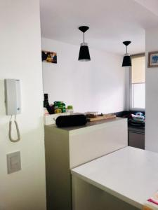 Departamento con piscina, cochera y parrilla, Apartments  Buenos Aires - big - 10