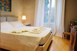 Schubert Flat, Апартаменты  Флоренция - big - 14