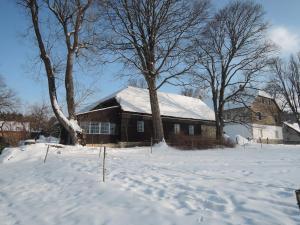 Chata Chalupa na Šumavě Čachrov Česko