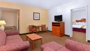 Magnuson Hotel and Suites Alamogordo, Hotely  Alamogordo - big - 11