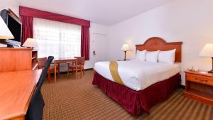 Magnuson Hotel and Suites Alamogordo, Hotels  Alamogordo - big - 29