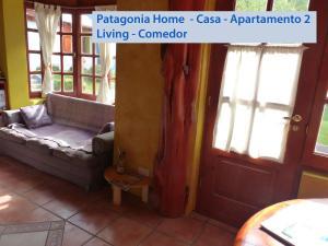 Patagonia Home, Dovolenkové domy  San Carlos de Bariloche - big - 3