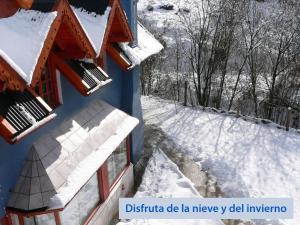 Patagonia Home, Dovolenkové domy  San Carlos de Bariloche - big - 12