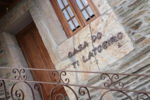 Casa do Ti Latoeiro, Case di campagna  Torre de Moncorvo - big - 14