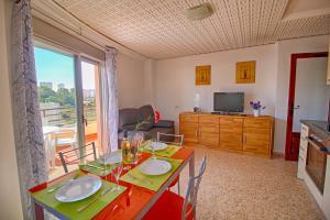 Holiday Apartment El Álamo, Ferienwohnungen  Calpe - big - 9