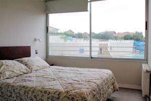 Dpto Reñaca Los Sargazos, Appartamenti  Viña del Mar - big - 7