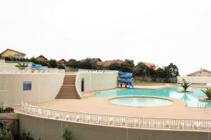 Dpto Reñaca Los Sargazos, Apartments  Viña del Mar - big - 16