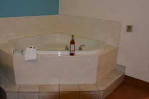 Deluxe-suite med kingsize-seng og spabad - ikkeryger