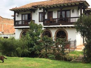 Villa geres, Aparthotels  Villa de Leyva - big - 2