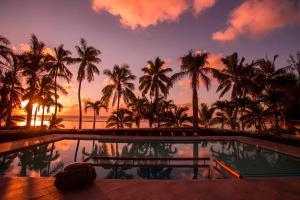 Red Sunset Villa