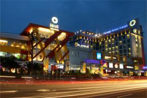 Grand Artos Aerowisata Hotel and Convention
