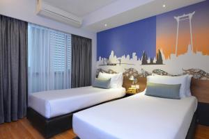 2 Schlafzimmer Deluxe