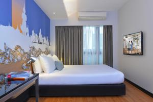 Deluxe med 2 soveværelser