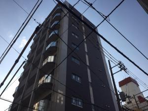 HIROSHIMA Central Peace Tower, Апартаменты  Хиросима - big - 49