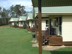 Lake Barra Cottages
