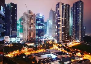 Fairways Tower at BGC by StayHome Asia, Apartmány  Manila - big - 59