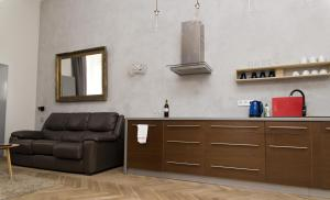 Light Rooms Apartment, Apartments  Kraków - big - 121