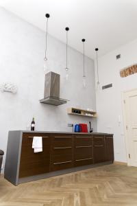 Light Rooms Apartment, Apartments  Kraków - big - 123