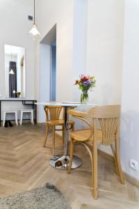 Light Rooms Apartment, Apartments  Kraków - big - 124