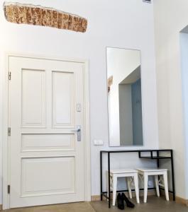 Light Rooms Apartment, Apartments  Kraków - big - 126