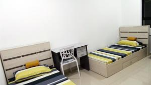 Brand New Town Villa Homestay @ Kampar [Near UTAR], Апартаменты  Kampar - big - 15