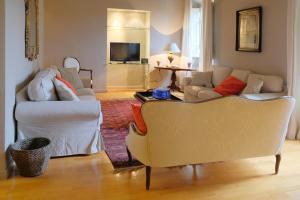 Schubert Flat, Апартаменты  Флоренция - big - 23