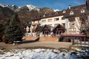 SOMMOS Hotel Benasque Spa, Отели  Бенаске - big - 57