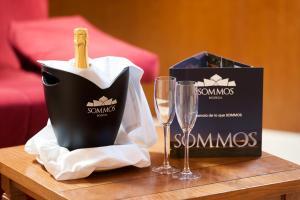 SOMMOS Hotel Benasque Spa, Отели  Бенаске - big - 15