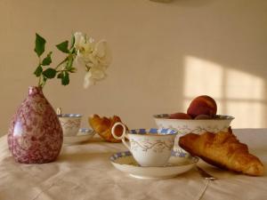La Maison Forte, Bed & Breakfast  Montaut - big - 25