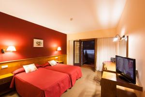 SOMMOS Hotel Benasque Spa, Отели  Бенаске - big - 19