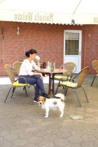 Gästehaus Zum Surgrund, Vendégházak  Cuxhaven - big - 57