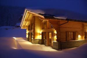 Chalet du Chef Ski et Golf - Crans-Montana