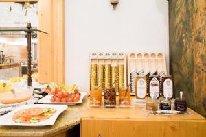 Gasthof zum goldenen Löwen, Penziony – hostince  Nauders - big - 33