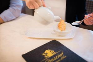 Gasthof zum goldenen Löwen, Penziony – hostince  Nauders - big - 46