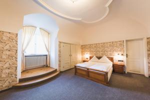 Gästehaus Wolfsbrunn, Hotel  Hartenstein - big - 5