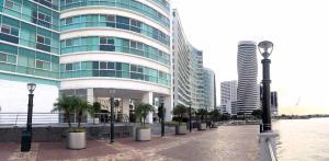 Riverfront 1 Guayaquil Ecuador, Apartmanok  Guayaquil - big - 15