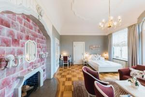 Gästehaus Wolfsbrunn, Hotel  Hartenstein - big - 23