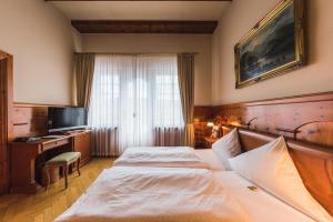 Gästehaus Wolfsbrunn, Hotel  Hartenstein - big - 8