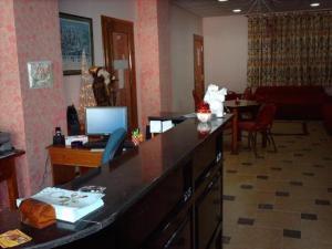 Hotel Alfa, Отели  Енкамп - big - 15