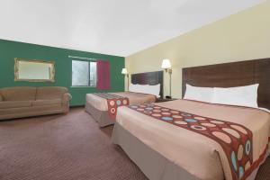 Pokój z 2 łóżkami typu queen-size