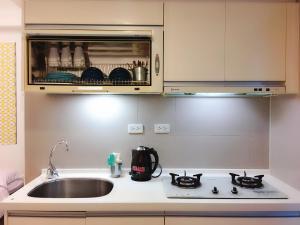 Q Square Garden Apartment, Appartamenti  Taipei - big - 79